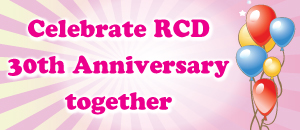 Celebrate-RCD-30th-Anniversary-together