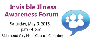 Invisible Illness Awareness Forum